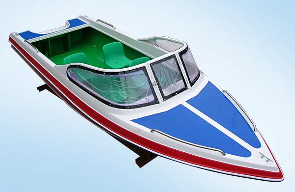 380玻璃钢冲锋舟